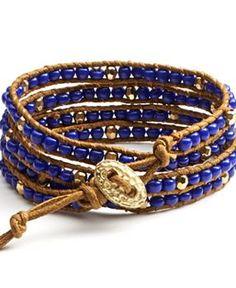 SONOMA life + style Bead Wrap Bracelet YES BRACELET