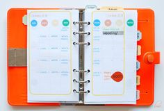 Label Me Organized: My Planning Routine: How To Plan Your Planning