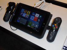 Exertis Linx Vision Windows 10 Tablet Sports A Gaming Controller Nintendo Sp, Cloud Gaming, Camera Icon, Retro Futuristic, Game Controller, Tech Gadgets, Easy To Use, Windows 10, The Secret