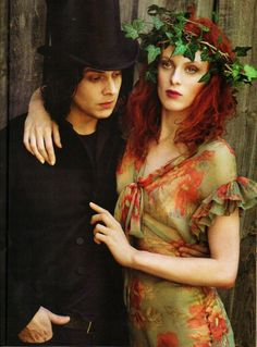 The Incomparable Mr. Jack White with Karen Elson