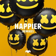 Happier - Breathe Carolina Remix, a song by Marshmello, Bastille, Breathe Carolina on Spotify Marshmello Face, Music Love, New Music, Good Music, Sam Smith, Happy Music Video, Marshmello Wallpapers, Breathe Carolina, Saint Patrick's Day