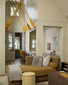 creating coastal look with wooden oars, home decor, living room ideas, repurposing upcycling