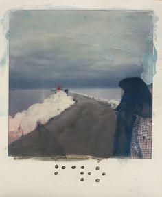 Alessandro D'Aquila – Polaroid Sintetiche | Impossible Magazine