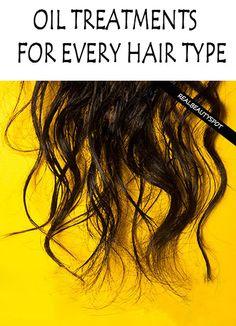 Best Hair Oil Treatments for Your Hair Type Key to long luscious locks is a healthy scalp. Lemon Juice Hair, Natural Hair Care, Natural Hair Styles, Overnight Hair Mask, Coconut Oil Hair Treatment, Best Hair Oil, Diy Hair Care, Hair Remedies, Hair Growth Oil