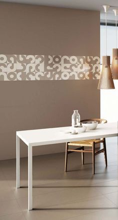 Studio, another fabulous #ceramictile product from #CeramicadImola's #Leonardo brand #NeoCon13 #neoconography #ItalianTile #GreenSquared