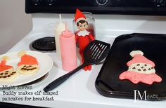 Elf Pancakes!!
