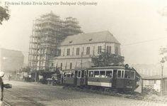 1933. A Lehel téri templom építése.