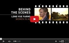 Why I Farm- Behind the Scenes- Woman in Ag- Mandy Bryant