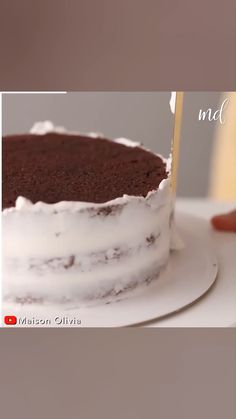 Cake Decorating Frosting, Cake Decorating Videos, Birthday Cake Decorating, Cake Decorating Techniques, Fun Baking Recipes, Cake Recipes, Dessert Recipes, Best Birthday Cake Recipe, Food Carving