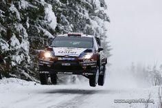 WRC 2013: Rally de Suecia -Día 2-
