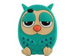 Cutest Cartoon Owl Silicone Case for iPhone 5/5S http://www.favor2buy.com/cutest-cartoon-owl-silicone-case-for-iphone-5-5s.html#.VRIhDVfIydo