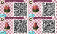 主にとび森のお洋服マイデザインのブログです♪よろしくお願いします♪