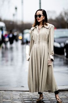 Tendencias desde el Street Style de París - ELLE.es