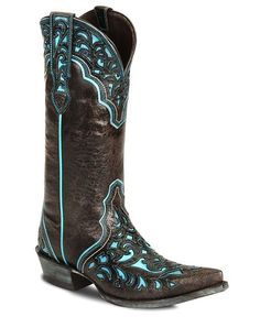 227657bf527 Ariat Chocolate Presidio Cowgirl Boot Western Boots