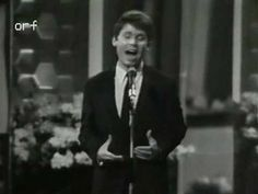 Eurovision 1967 (Spain) - Raphael - Hablemos del Amor