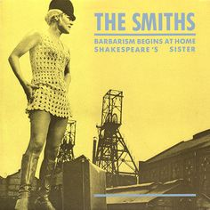 "The Smiths - Barbarism Begins at Home (German 12"")"