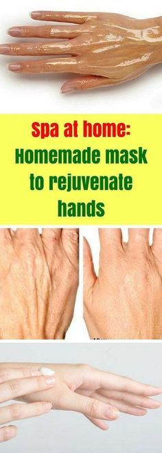 Spa at home Homemade mask to rejuvenate hands - Ulta Beauty Tips