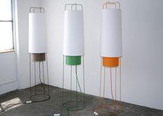 YUNIIC DESIGN. ZÜRICH / MALMÖ. lighting: floor lamp: koia