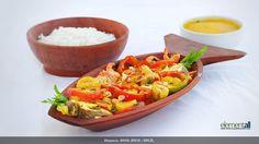 Muqueca Thai Red Curry, Ethnic Recipes, Food, Gastronomia, Eten, Meals, Diet