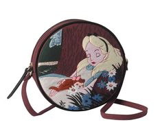 Olympia Le-Tan – SLEEPING ALICE (Alice In Wonderland), Disney Circle Purse