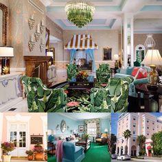 Colony Hotel ~~ Palm Beach