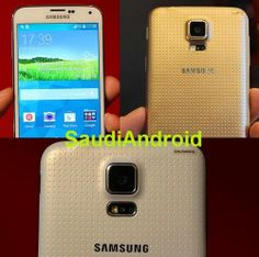 The new Samsung GALAXY S5 has been completely leaked, but the pictures are absolutely disappointing! Because the new flagship looks again like its predecessor
