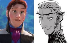 The Huge Changes Your Favorite Disney Character Underwent from Concept Art to Finished Product Might Shock You | moviepilot.com