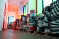 Das Österreichische Filmmuseum feiert 50. The Gap schaut hinter die Leinwand des »Unsichtbaren Kinos«, einer ganz einzigartigen, unverzichtbaren Filminstitution. Ⓒ Foto: Lukas Maul, 2014