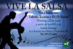 Vive la Salsa @ Landa Lounge & Cuisine, Guaynabo #sondeaquipr #vivelasalsa #landaloungecuisine #guaynabo