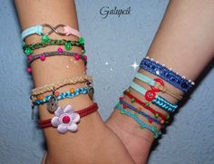 Friendship bracelets Friendship Bracelets, Sandals, Shoes, Fashion, Moda, Shoes Sandals, Zapatos, Shoes Outlet, Fashion Styles