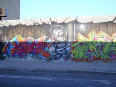 Bushwick graffiti.