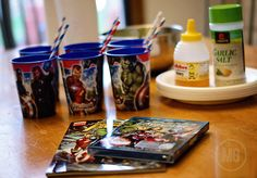 #MarvelAvengersWMT - our awesome dinner & a movie night...food, friends & fun! #CBias