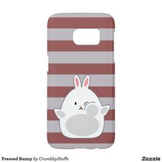 Pressed Bunny Samsung Galaxy S7 Case