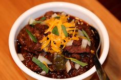Not Your Cavemans Chili | Ruled Me