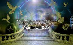 Matthew 10 Verse 38 ESV