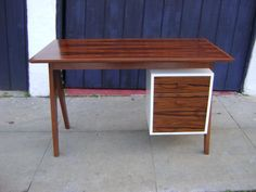 Los Angeles: rosewood desk - $800 - http://furnishlyst.com/listings/58193