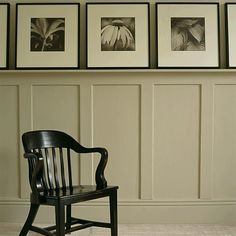 Living Room Wall Panelling | Living room decorating | housetohome.co.uk