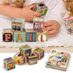 I want to get these blocks by World Wide Fred for my little niece.