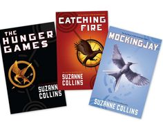 The Hunger Games Trilogy. Just watched to movie, going to start reading these now.