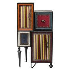ACHICA | Fun Factory Dresser 2 Door 2 Drawer