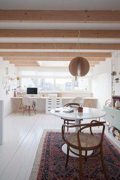 Op zoek naar inspiratie voor een thuiskantoor of werkplek in huis? Klik hier!