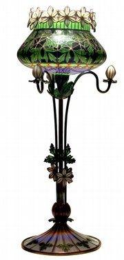 .ART NOUVEAU LAMP