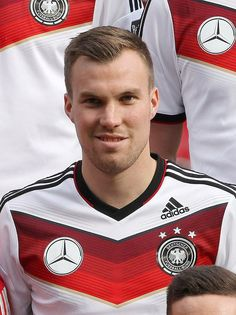 Pin for Later: Every Single Sexy Player in the World Cup Final Germany: Kevin Grosskreutz