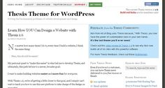 5 Best SEO Friendly WordPress Themes on http://www.cssreflex.com