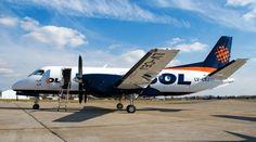 Historias Individuales: LV-CEJ, Saab 340A, c/n 025