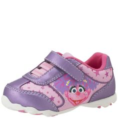 Abby Cadabby for her feet! Available at Payless Shoe Source, Upper Ground Floor.