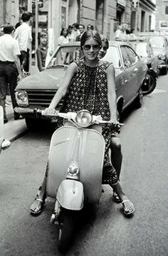 Romina Power, Rome, 1960 © Rino Barillari