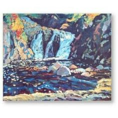 Exhibition: 'Painting Canada: Tom Thomson and the Group of Seven' at the Dulwich Picture Gallery, London – Art Blart Emily Carr, Group Of Seven Artists, Group Of Seven Paintings, Canadian Painters, Canadian Artists, Landscape Art, Landscape Paintings, Landscapes, Oil Paintings