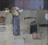 Salliann Putman, 'Quiet Still Life 2', oil