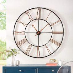 Wall Clocks | Wall Decor | Grandin Road